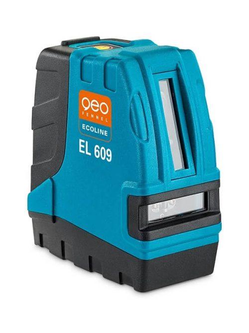 Geo-Fennel Cross laser EL 609 construction measurement equipment, line laser