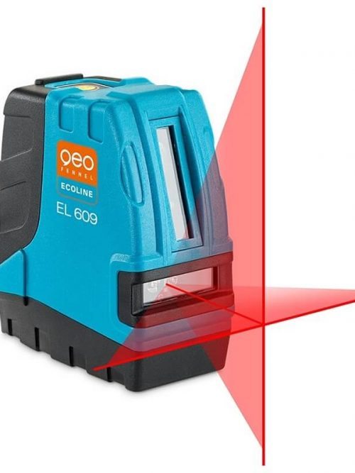 Geo-Fennel Cross laser EL 609 2 line laser