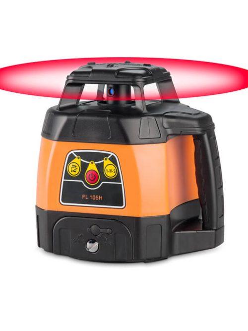 Geo-Fennel FL 105H (LC 2) & FR 45 rotating laser equipment