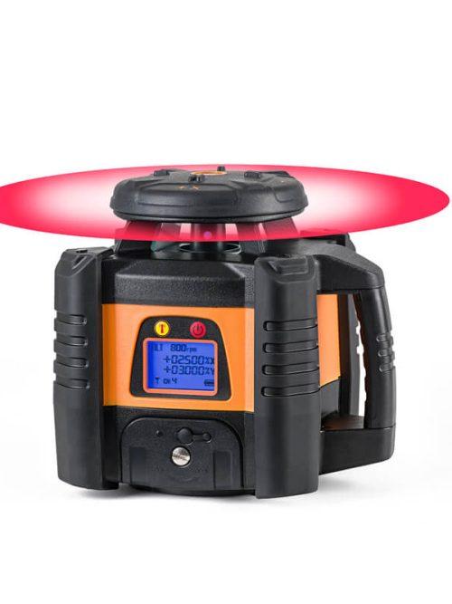 Geo-Fennel FL 155H-G (LC 2) & FR 45 rotating laser, light
