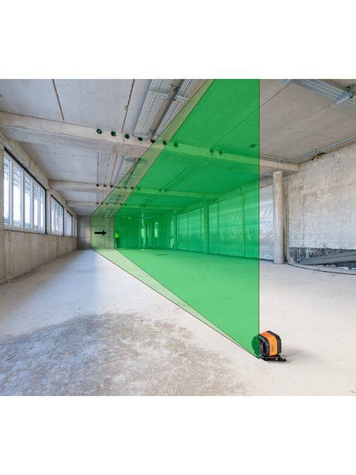 Geo-Fennel FLG 245HV-GREEN (LC 2) & FR 45 rotating laser, green light