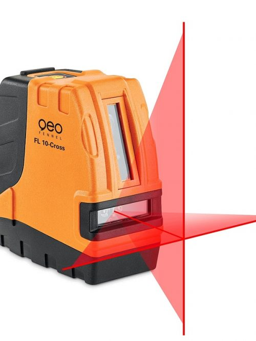 Geo-Fennel FL 10-Cross line laser