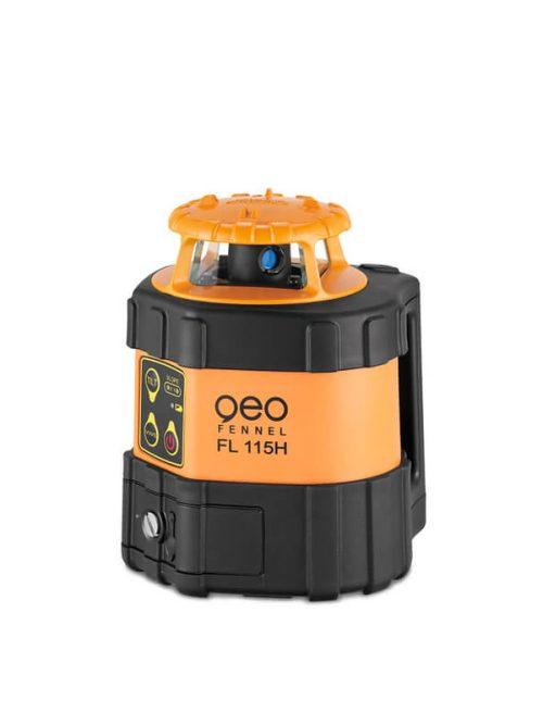 Geo-Fennel FL 115H (LC 2) & FR 45 construction measurement equipment, rotating laser