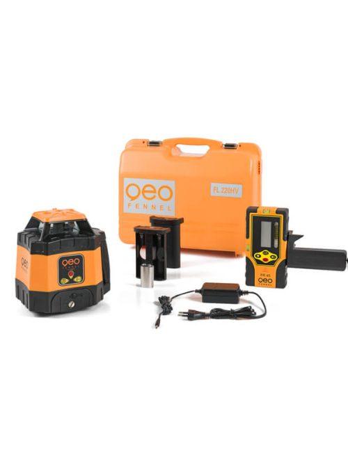 Geo-Fennel FL 220HV (LC 2) & FR 45 rotating laser set