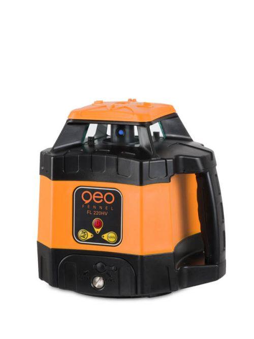 Geo-Fennel FL 220HV (LC 2) & FR 45 Rotating laser