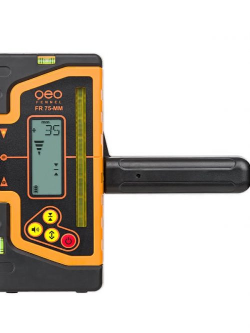 Geo-Fennel Receivers for Line Laser FR 75-MM