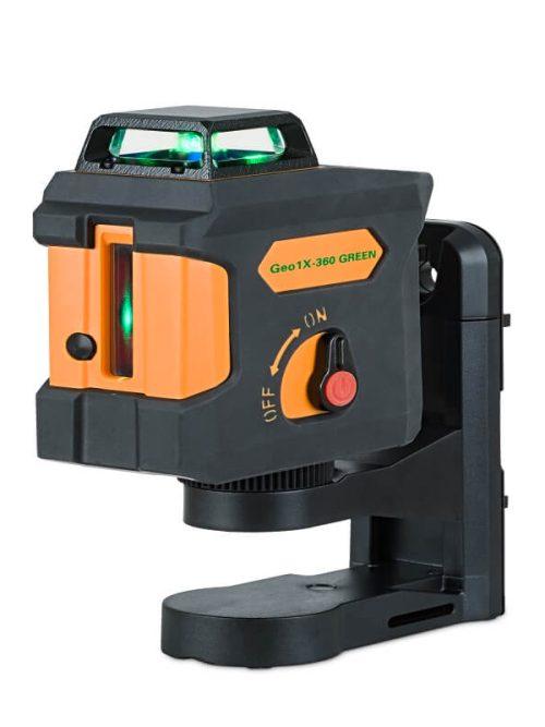 Geo-Fennel Geo1X-360 GREEN line laser