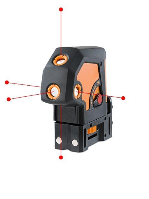 Geo-Fennel Geo5P 5-Point Laser