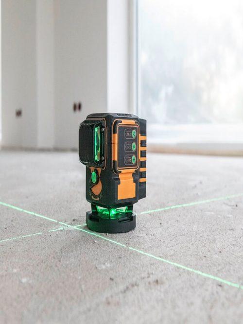 Geo-Fennel Geo6-XR GREEN Selection PRO construction measurement line laser