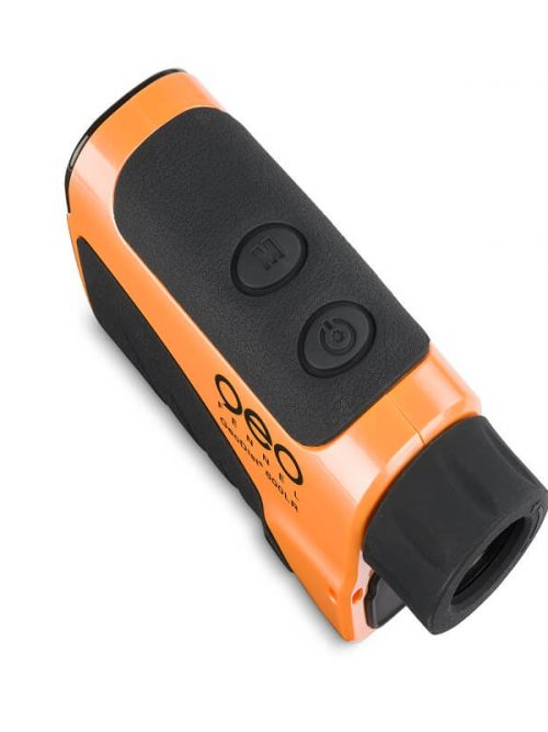 Geo Fennel GeoDist600 LR distance measurement in construction