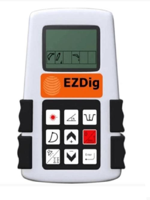 GeoMax EzDig S Excavator Guidance System Standard Machine Control System