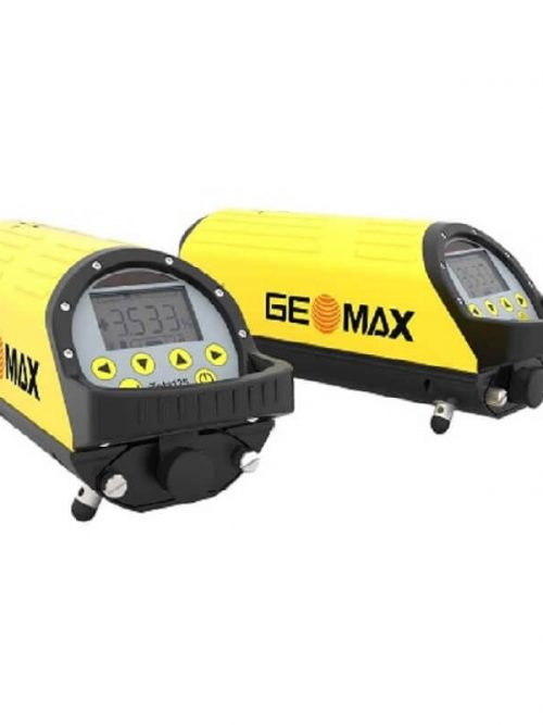 GeoMax zeta lion, pipe laser