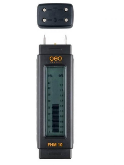 Geo Fennel FHM 10, environmental measurement instrument, Pocket-size moisture meter for fast and convenient measurement of moisture content