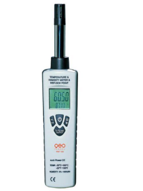 Geo Fennel FHT 100 environmental measurement instrument