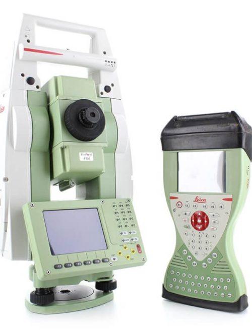 Leica TS12 P 5 R400 & CS15