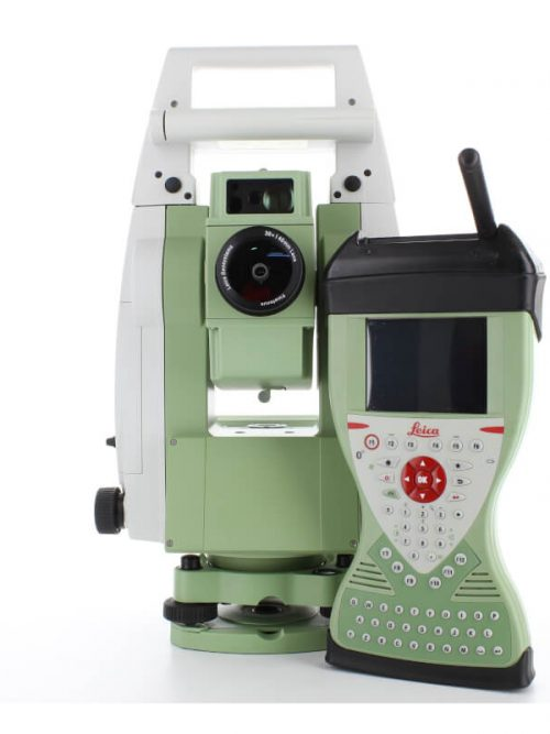 """Leica TS15 5"""" R400 Imaging Total Station with CS15 controller"""