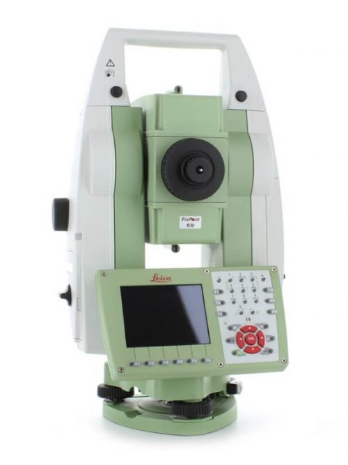 """Leica TS15 P 5"""" R30 Total Station with MGUIDE"""
