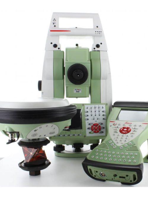 Leica VIVA SMARTPOLE TS15 & GS14