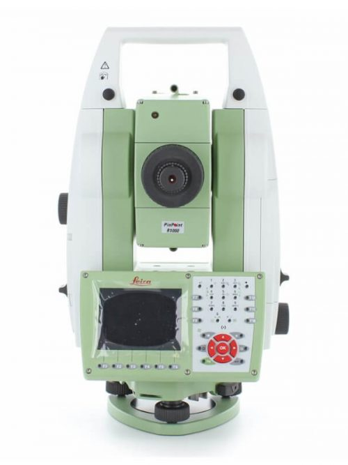"Leica VIVA TS15 G 3"" R1000 Tunneling Total Station"