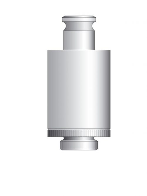 Nedo Adapter for prism pole prisms and reflective targets