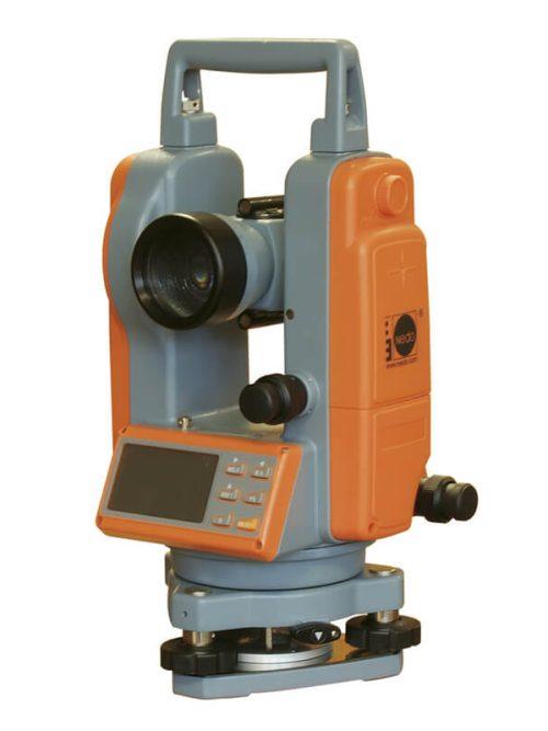 Nedo Electronic Theodolite ET-5 with optical plummet