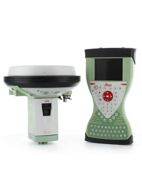 Leica GS15 GNSS with CS15 Controller