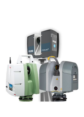 Used Laser Scanners