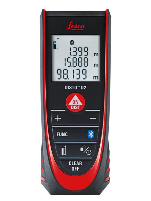 Leica DISTO™ D2 is laser distane meter