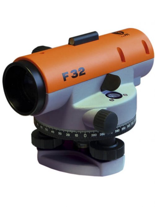 Nedo Builders' Level F 32 Automatic builder's level with 32x magnification