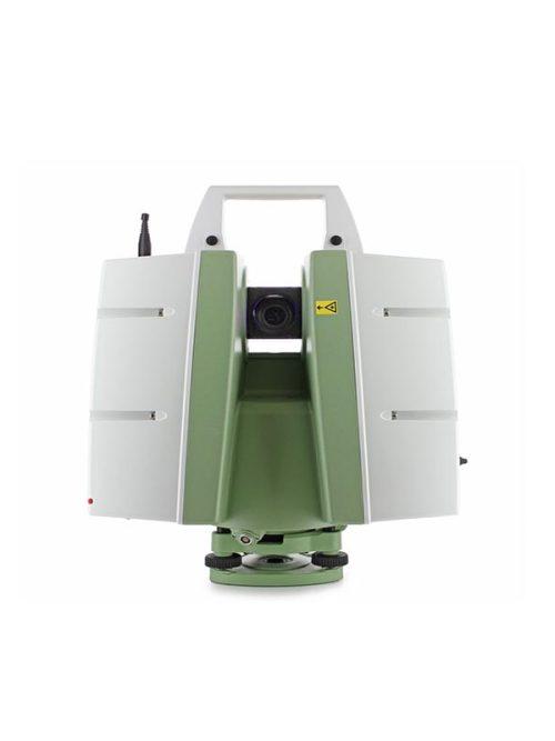 Leica Scanstation C10 used laser scanner side front