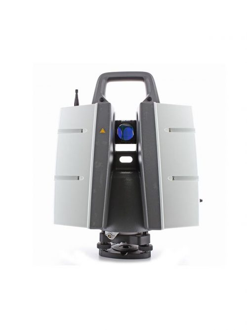 Leica ScanStation P40 used laser scanner equipment front side