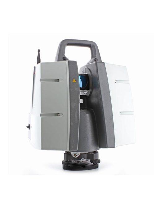 Leica ScanStation P40 used laser scanner equipment left side
