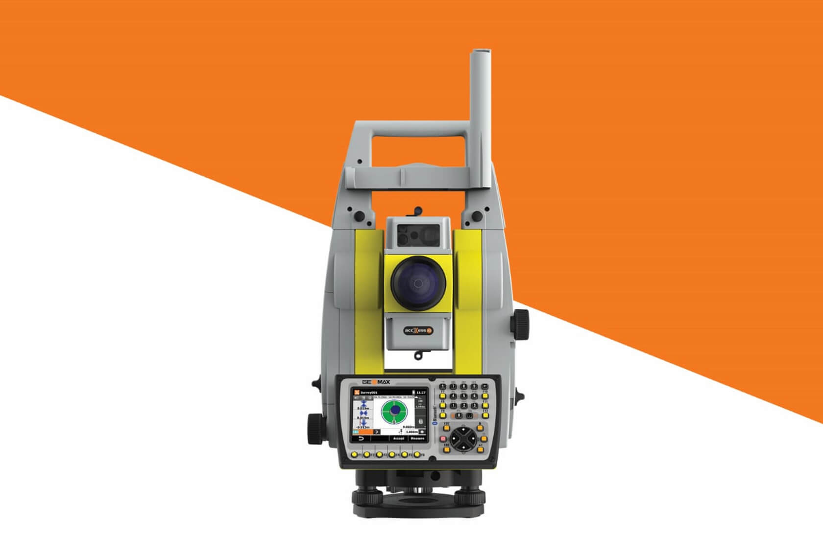 GeoMax Zoom 90 robotic total station 1680 1142
