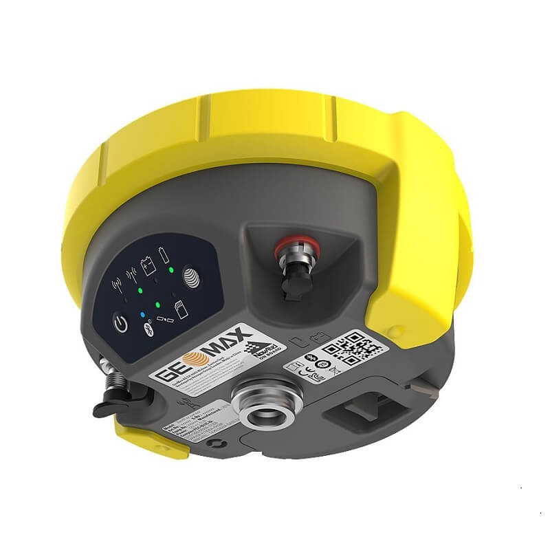 GeoMax Zenith40 GNSS GSM rover, equipment